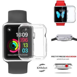 🚚 Apple iWatch Full Cover Case