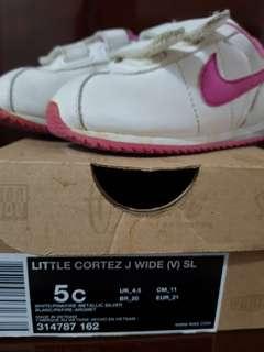 Nike Cortez Size 5C