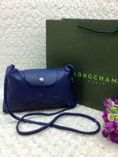 Long champ sling bag authentic
