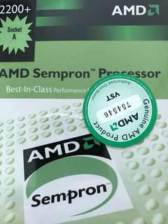 AMD SEMPRON PROCESSOR