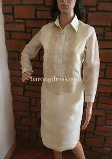 20b49582fa9 barong dress | Women's Fashion | Carousell Philippines
