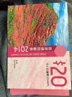 香港郵票 HK stamps 10x$2
