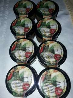 Imported fresh Balsamic Salad dressings
