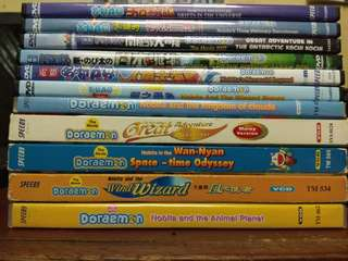 Doraemon Movie Collection VCD & DVD