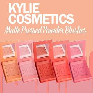 Kylie Cosmetics Blush & Kylighters