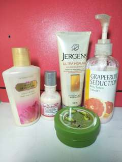 Lotion, body butter