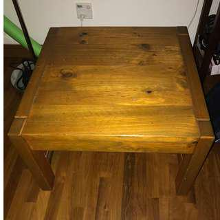 FREE - Wooden coffee table
