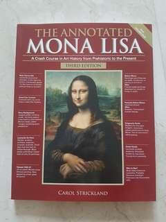 The Annotated Mona Lisa 3rd Ed Art History Carol Strickland Sota