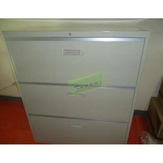 3 LAYER LATERAL CABINET--KHOMI