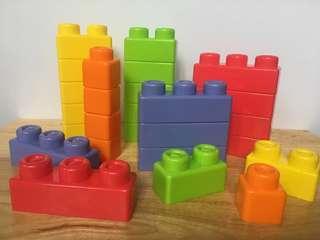 Bruin big building blocks
