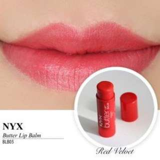 NYX BUTTER LIP BALM - PRELOVED