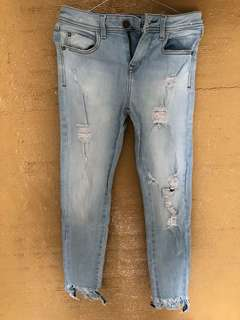 Jeans Zara Ripped size 36-M