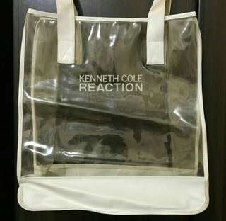 Authentic Kenneth Cole Tote Bag