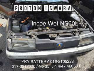 Iswara Bateri , Delivery & Installation Available