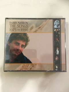 "Barry Manilow ""The Songs"""