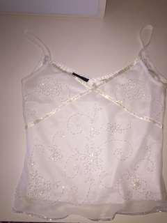 Sequinned Cami