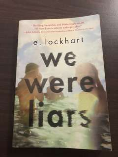 We Were Liars by E. Lockheart