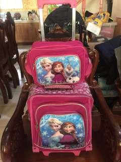 Trolley bag for girls