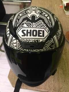 Shoei Digi Ant Street Bike Racing Motorcycle Helmet Large
