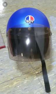 SGV Matte Helmet