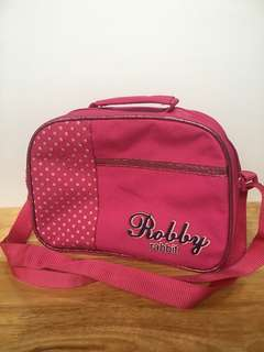 Robby Rabbit lunch bag