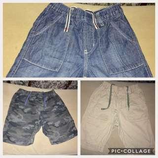 Uniqlo easy shorts GET 3