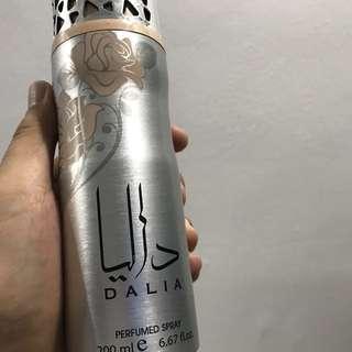 Oud Perfumed Body Spray