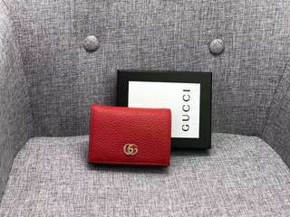 Gucci short wallet