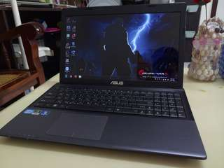 Asus 15.6inch/i3/win7/4Gb/500Gb hdd/Gaming