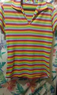 Pre-loved Candy colored Top