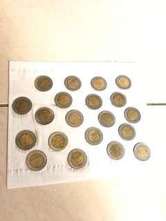 Coin 1000 Kelapa Sawit 20 Keping