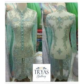kebaya / baju pengantin / kain / gamis / hijab