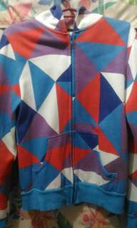 Pre-loved Colorful Jacket