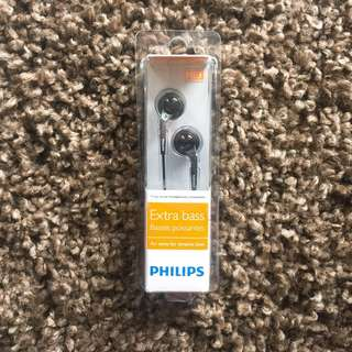 PHILIPS Extra Bass Earphones