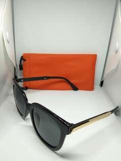 Kacamata/meitelong kacamata hitam lapisan lensa berwarna retro/koleksi taobao korea