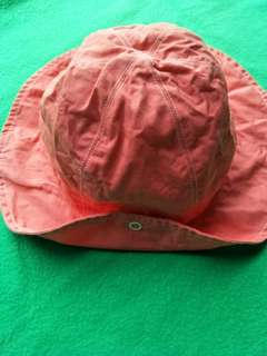 Preloved Petit Bateau Girls Hat (2Y)