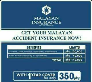 Looking for Resellers of Malayan Insurance (get 100pesos for every 350pesos worth of insurance)