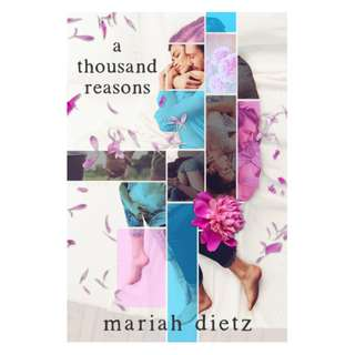 E-book English Novel - A Thousand Reasons by Mariah Dietz