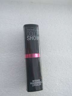 Maybelline Color Show Intensive Fashionable Lip Color