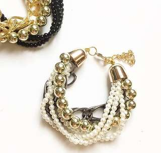 Gelang Chains Mixing Pearl