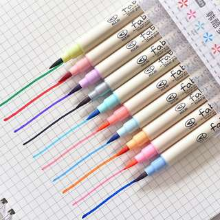 Watercolour/ Caligraphy Pen [PO]