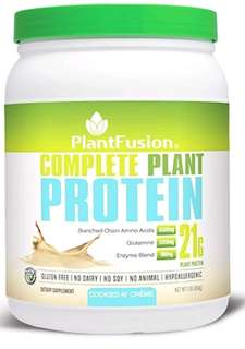 🚚 Plant Protein