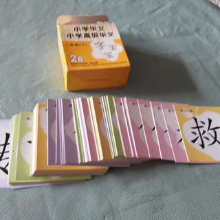 Chinese Characters Flash Card