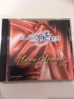 Class 95 FM CD Vol 2