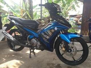 Yamaha Jupiter MX135 Coverset