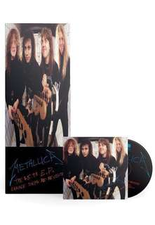 METALLICA THE $5.98 EP Garage Days Re-revisited (Long Box Special Edition)
