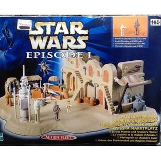 MOS ESPA MARKET Star Wars Episode 1
