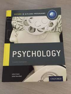 IB Psychology Textbook