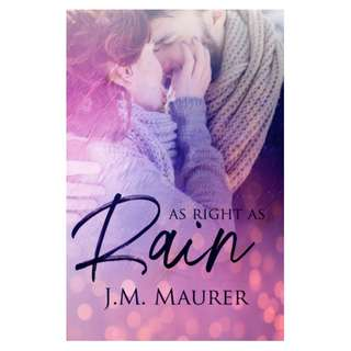E-book English Novel - As Right As Rain - J.M. Maurer