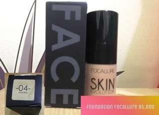 Foundation focallure